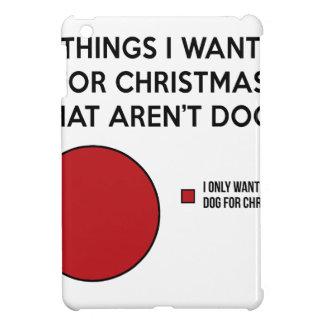 Christmas Dog Cover For The iPad Mini