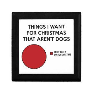 Christmas Dog Gift Box