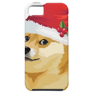 Christmas doge - santa doge - christmas dog case for the iPhone 5