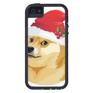 Christmas doge - santa doge - christmas dog iPhone 5 case