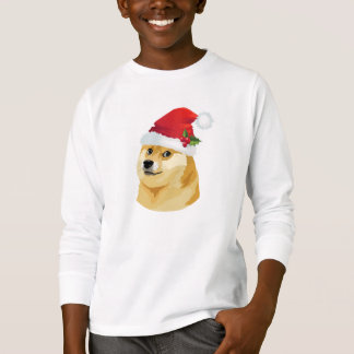 Christmas doge - santa doge - christmas dog T-Shirt