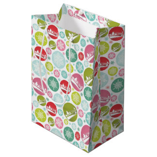 Christmas Dream Bubbles Gift Bag