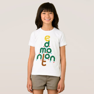 Christmas Edmonton Tree T-shirt