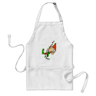 Christmas Elf Apron
