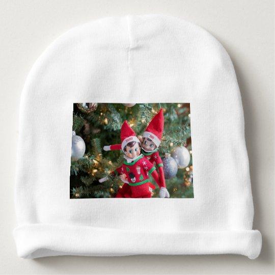 Christmas Elf Baby Beanie