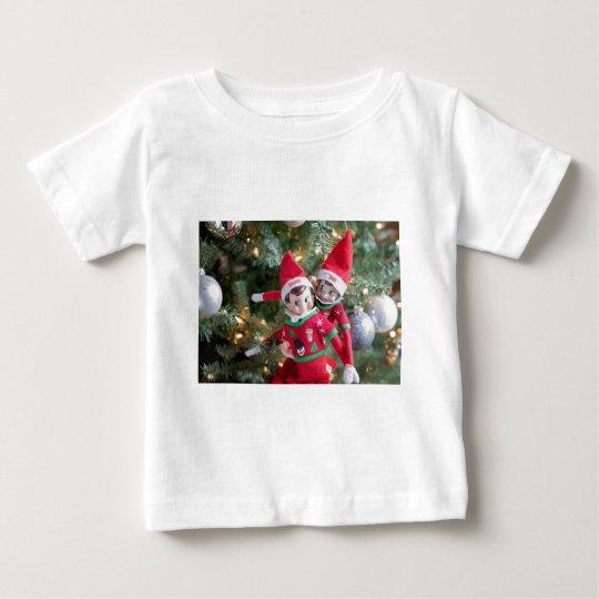 Christmas Elf Baby T-Shirt