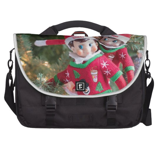 Christmas Elf Commuter Bag
