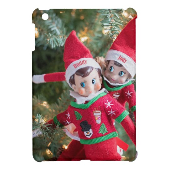 Christmas Elf iPad Mini Cover