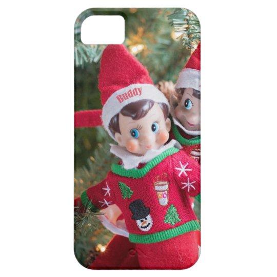 Christmas Elf iPhone 5 Case