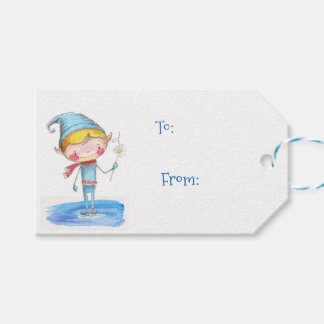 Christmas Elf Pack Of Gift Tags