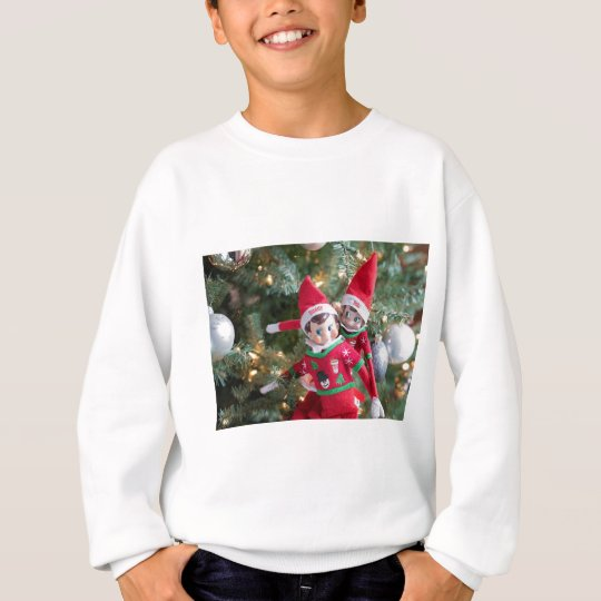 Christmas Elf Sweatshirt