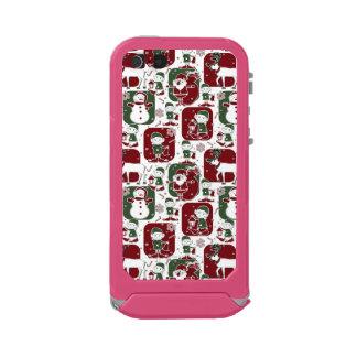 Christmas Elves & Snowmen Incipio ATLAS ID™ iPhone 5 Case