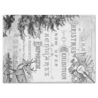 Christmas Ephemera Decoupage Tissue Tissue Paper
