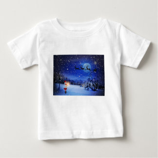 Christmas-Eve Baby T-Shirt
