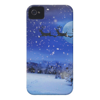 Christmas-Eve iPhone 4 Covers
