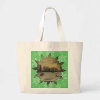 Christmas Eve - Jumbo Tote #2 Bag