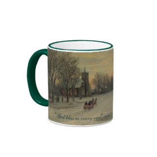 Christmas Eve - Mug #2
