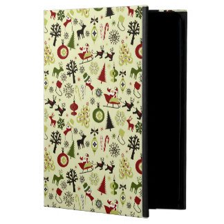 Christmas Eve Pattern iPad Air Case