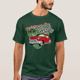 Christmas Eve Pit Crew 2010 T-Shirt