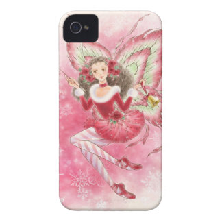 Christmas Fairy BlackBerry Bold Case