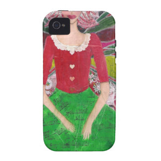 Christmas Fairy iPhone 4/4S Covers