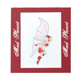 Christmas Fairy Notepads