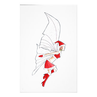 Christmas Fairy Stationery