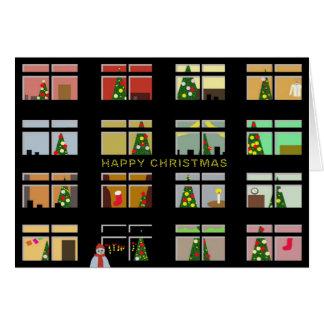 Christmas flats 3. card