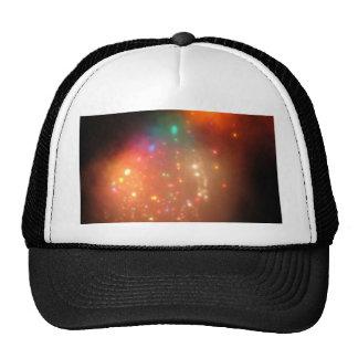 Christmas Fog Trucker Hats