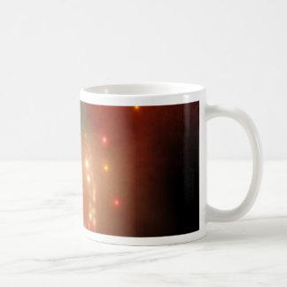 Christmas Fog Basic White Mug