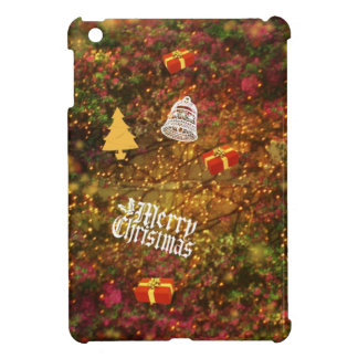 Christmas Forest iPad Mini Covers
