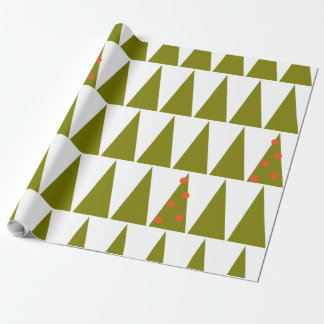 Christmas Forest Wrapping Paper
