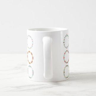 Christmas frame mugs