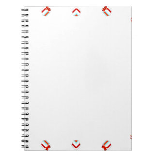 Christmas Frame Note Books