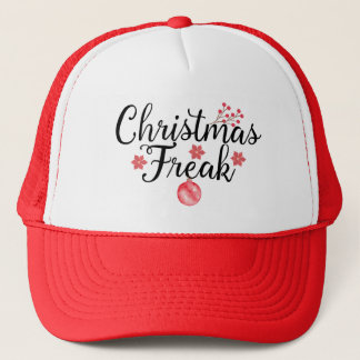 Christmas Freak Trucker Hat