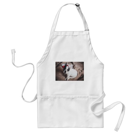 Christmas Frenchie Standard Apron
