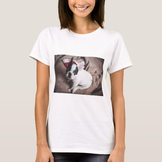 Christmas Frenchie T-Shirt