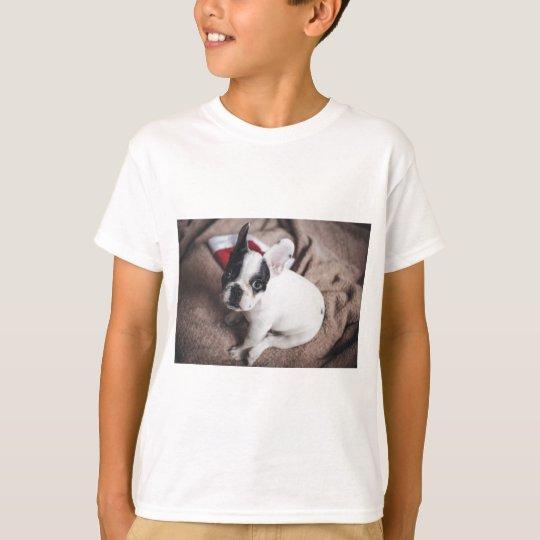 Christmas Frenchie T-Shirt