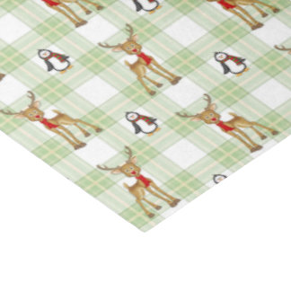Christmas friends holiday tissue paper