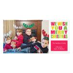 Christmas Fun Christmas Photo Cards