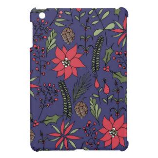 Christmas Garden Print Case For The iPad Mini