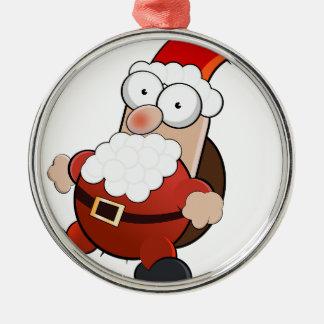 Christmas Gift Metal Ornament