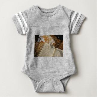 Christmas gift spread the Gospel Baby Bodysuit