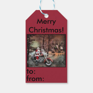 Christmas Gift tag Pack Of Gift Tags