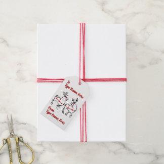 Christmas Gift Tags Custom Holiday Gift Tags