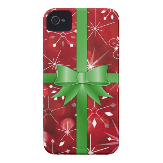 Christmas Gift Wrap Case-Mate iPhone 4 Cases