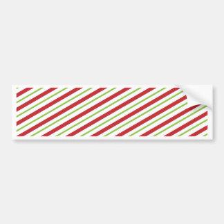 Christmas gifts bumper sticker