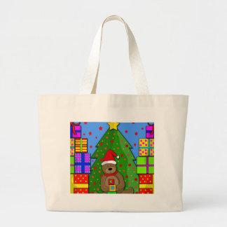 Christmas  gifts large tote bag