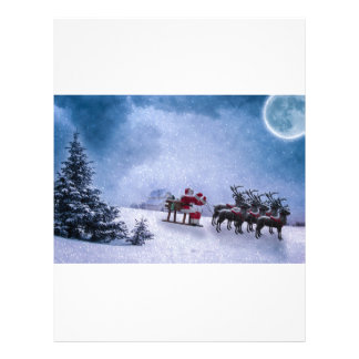 Christmas Gifts Letterhead