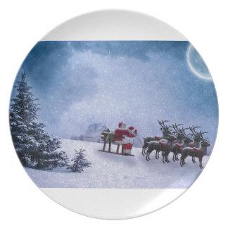 Christmas Gifts Plate